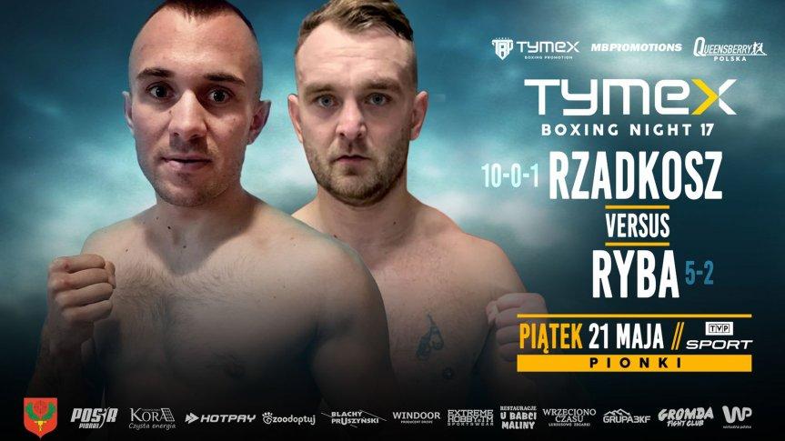 Tymex Boxing Night 17